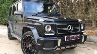 2016 66 Mercedes G63 AMG Edition 463 Test Drive / Review!