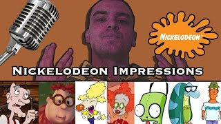 53 Nickelodeon Impressions (Hey Arnold!, Rocket Power, CatDog, Rugrats, and more)