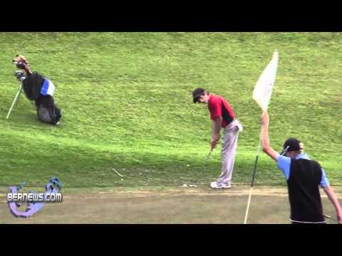 #2 Juniors Golf Newstead Belmont Hills Golf Course Bermuda Feb 26th 2011