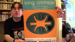 53b. Thrak Box By King Crimson Unopening (not review). In The Court of The Wenton Knave