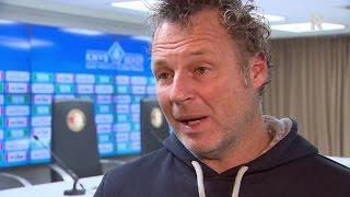 FC Rijnmond vrijdag 28 oktober 2016 met Jon Dahl Tomasson