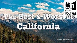 Visit California - 5 Love & Hates of Visiting California