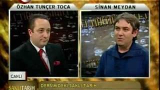 Sinan MEYDAN: Dersim'deki Saklı Tarih
