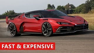 10 Amazing Luxury Expensive SuperCars Coming in 2018