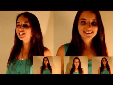 All About That Bass Acapella Cover- Maria Beatriz Coronel