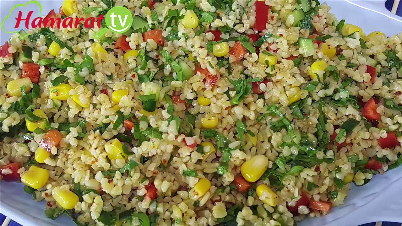 Bulgur Salatası Tarifi
