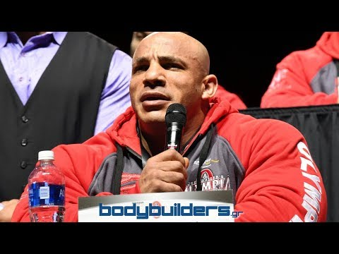 """Big Ramy Responds To Phil Heath: """"Muscles Are Talking"""" !!"""