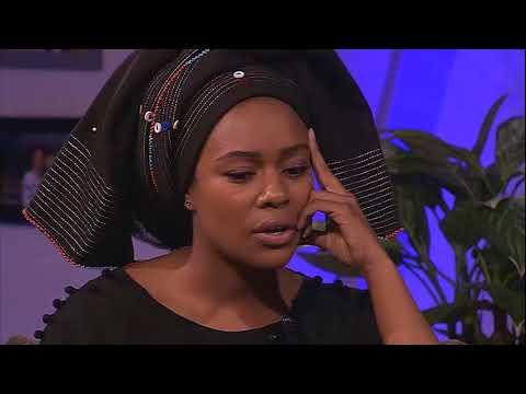 Real Talk With Anele S4 EP103 Winnie Mandela - Fashion Icon