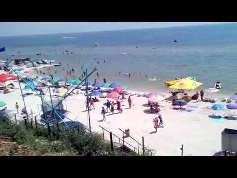Отдых на Азовском море в Крыму