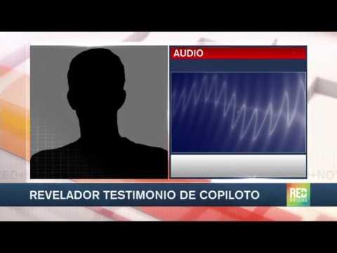 TESTIMONIO DE PILOTO DE AVIANCA REVELA DETALLES DE AVIÓN SINIESTRADO EN COLOMBIA
