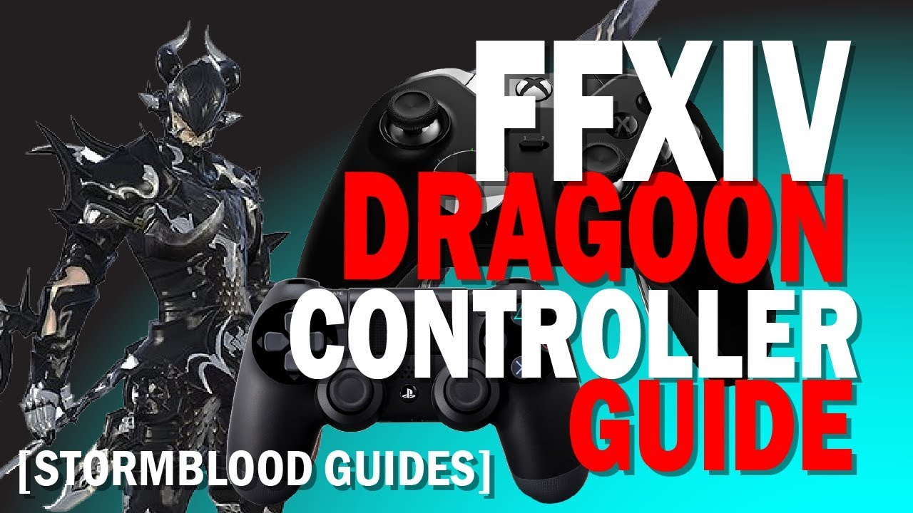 FFXIV Dragoon Controller and Macro Guide – Gamer Escape