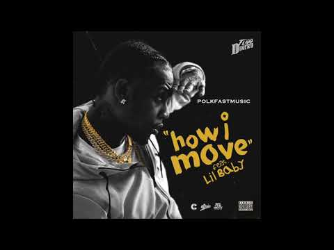 Flipp Dinero Ft Lil Baby - How I Move #FAST