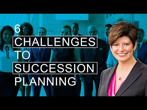 What Are The Benefits And Challenges Around Succession Planning?