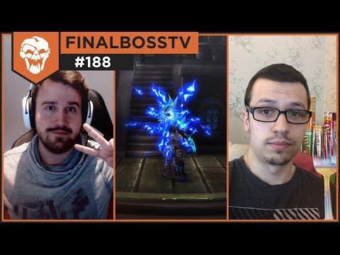 FinalBossTV #188 | RISE Of The STORM CHEF! Elemental Shaman | Cayna, Sham & Gistwiki