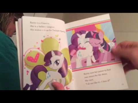ponyville bedtime story