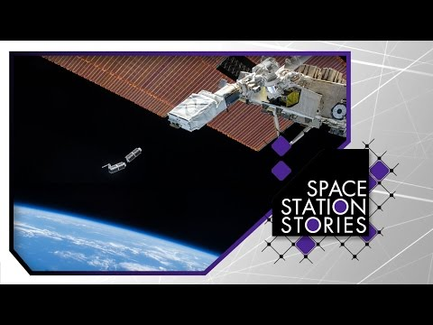 Space Station Stories: A World of Possibilities