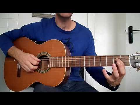 Orelsan - Basique - comment jouer tuto guitare YouTube En Français