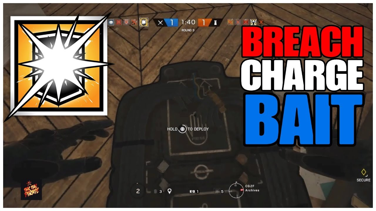 how to kill someone with breach charge siege
