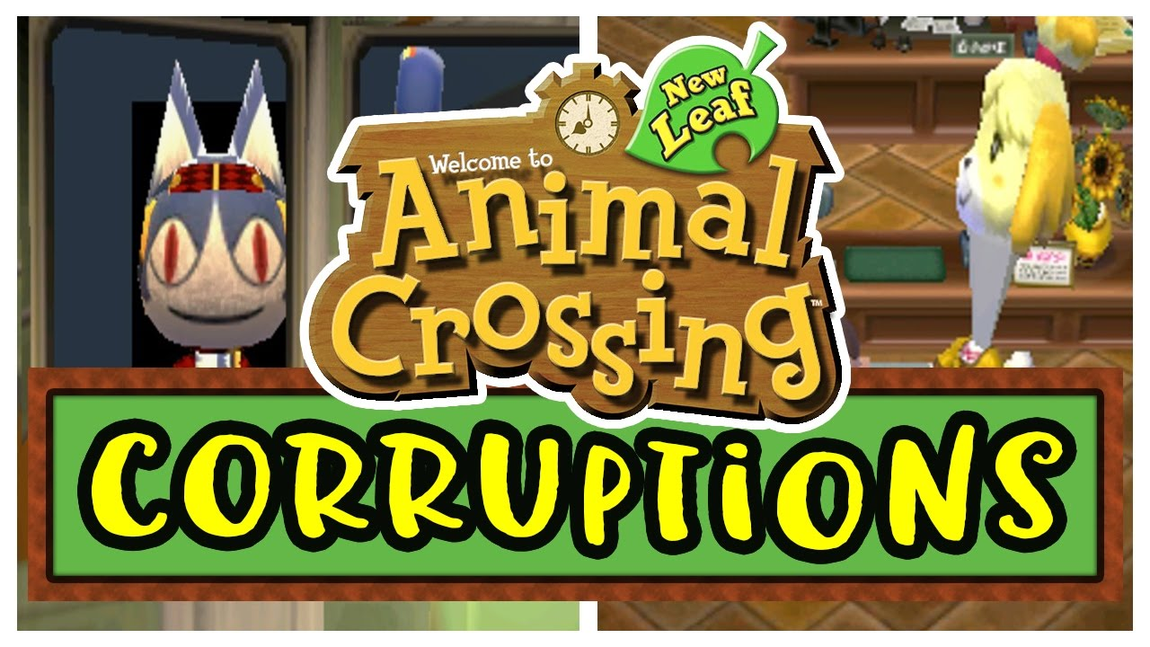 Animal crossing new leaf corruptions youtube animal crossing new leaf corruptions gumiabroncs Image collections