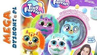 Tiny Furries  Kieszonkowe Futrzaki zwierzaki  Dumel