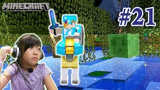 #21?????????????????????????(Minecraft) Playing video