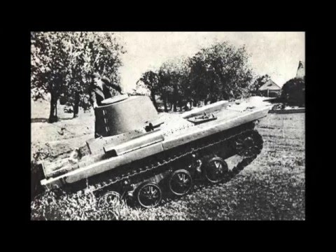 Polish Tanks -- 1926 to 1939  ( World of Tanks - Polish Tanks )