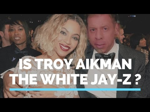 Is Troy Aikman the white Jay-Z?