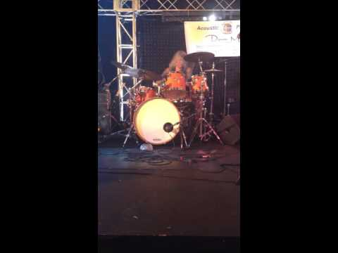 Orlando Drum Fest 2016 Timothy DiDuro 2 of 3