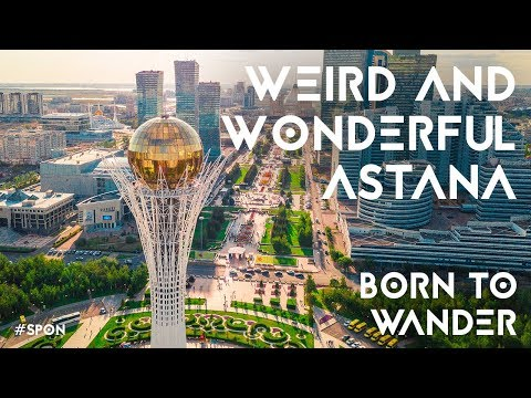 Astana's weird and wonderful buildings | Kazakhstan