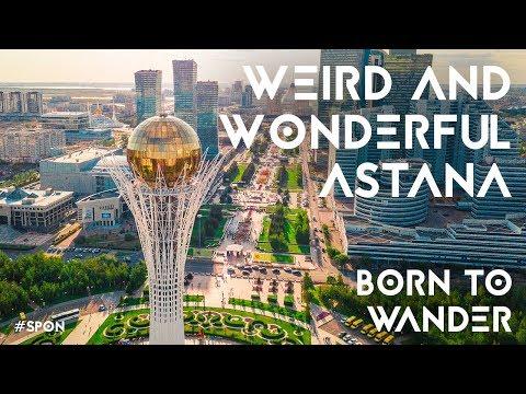 Astana's weird and wonderful buildings | Kazakhstan