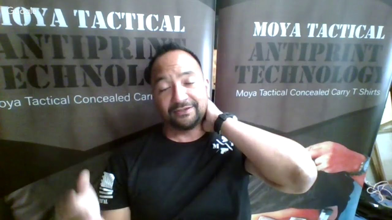 Moya Tactical Interview -  BMWAG Podcast