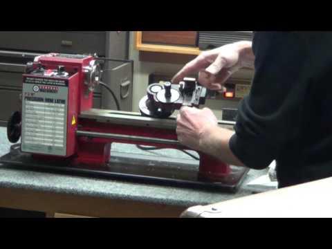 New Harbor Freight Mini Lathe Rebuild Video #112