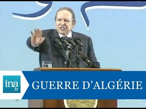 L'Algérie et le passé colonial de la France  - Archive vidéo INA