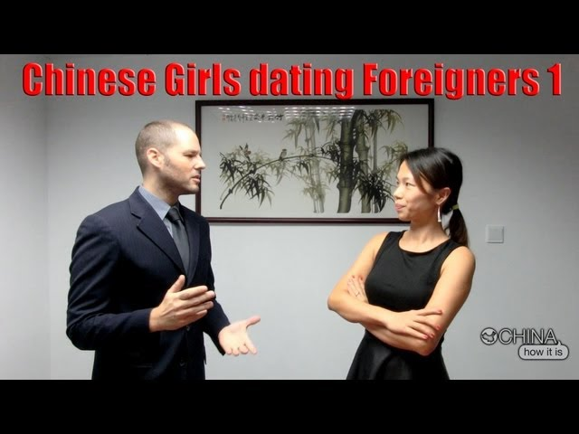 China, How it is - Chinese Girls Dating Foreigners ep.1 - Moon