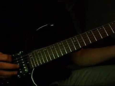Burzum - Dominus Sathanas cover (guitar) mp3