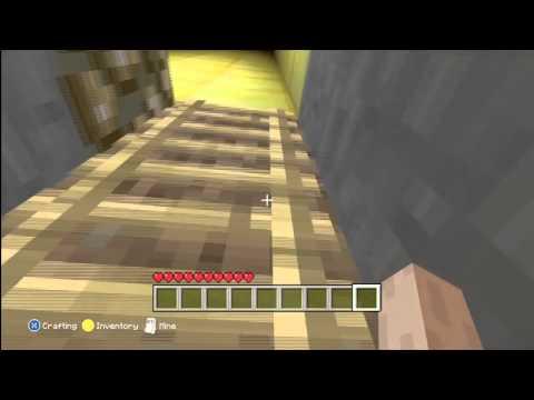 Minecraft Xbox Hunger Games Maze (download)
