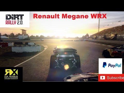 Dirt Rally 2.0-Renault Megane WRX Gameplay