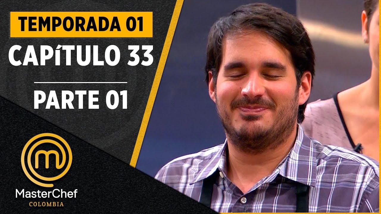 CAPÍTULO 33 - 1/2: Las tapas españolas | TEMPORADA 1 | MASTERCHEF COLOMBIA