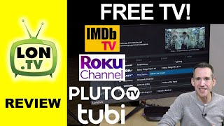 6 Free TV & Movie Options for Cord Cutters - No Subscription Required! - AVOD