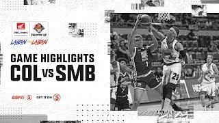 Highlights: Columbian Dyip vs. San Miguel   PBA Philippine Cup 2019