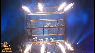 Tragic Circus Accidents - Acts gone wrong