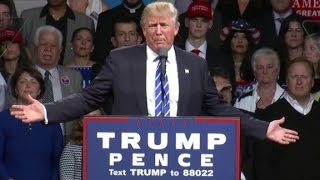 Trump: My mic was more difficult than debating Hillary