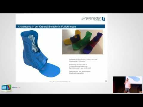 Vom Handwerk zu Hightech – Paradigmenwechsel in der Orthopädietechnik - Ian Spring