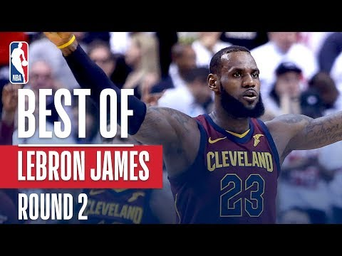 LeBron James' Best Plays | 2018 NBA Playoffs | Eastern Conference Semifinals