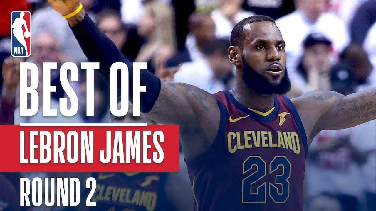 Lebron James Best Plays 2018 Nba Playoffs Eastern Conference Semifinals Youtube