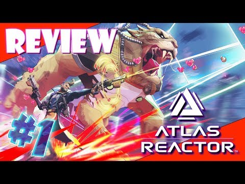 видео: #1 Обзор на atlas reactor. Маленькая битва в огромном мегаполисе!