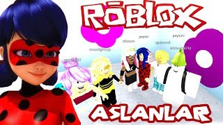 Robot 🐞 Miracle Ladybug with Black Cat Part 3 🐞 Roblox Game 🐞 Ladybug Game 🐞 Watch Turkish
