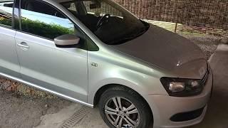 Установка дистанционного управления центральным замком на Volkswagen polo sedan (поло седан)