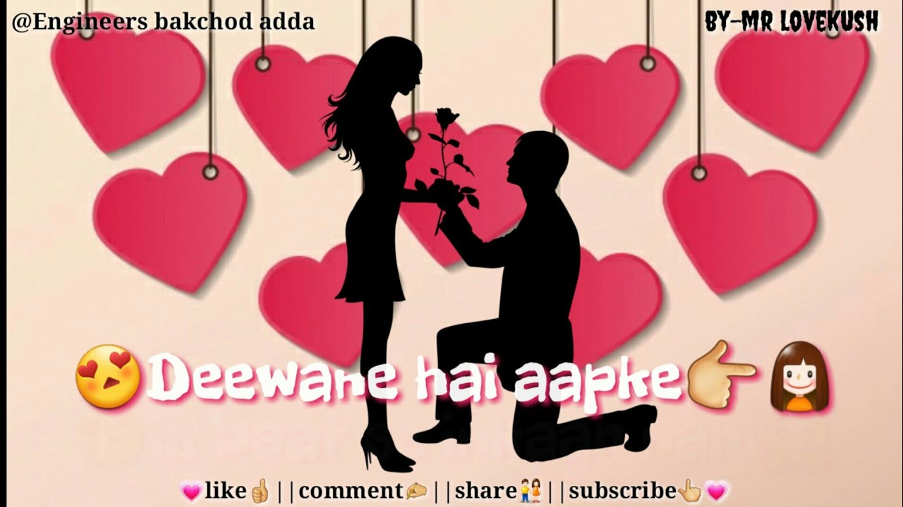love proposal shayri status for all lovers love romantic