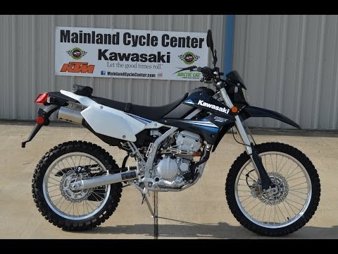 $5,099:  2014 Kawasaki KLX250S Dual Purpose Motorcycle
